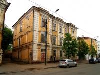 Kazan, Bolshaya Krasnaya st, house 58 с.1. Apartment house