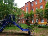Kazan, Bolshaya Krasnaya st, house 59. Apartment house