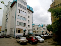 Kazan, Bolshaya Krasnaya st, house 63. Apartment house