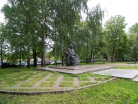 喀山市, 纪念碑 Б. УрманчеBolshaya Krasnaya st, 纪念碑 Б. Урманче