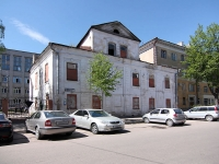 neighbour house: st. Yapeev, house 13. vacant building