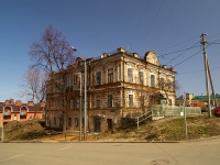 Kazan, Yapeev st, house 18. Apartment house