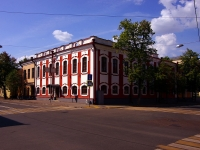 neighbour house: st. Yapeev, house 5. vacant building