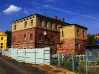 neighbour house: st. Yapeev, house 9Б. Apartment house