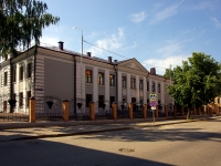 neighbour house: st. Yapeev, house 11. school №39