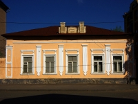 Kazan, Yapeev st, house 12. vacant building