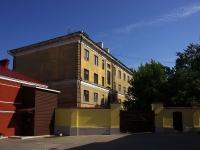 Казань, улица Япеева, дом 13А. многоквартирный дом