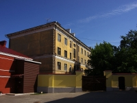 Kazan, Yapeev st, house 13А. Apartment house