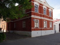 neighbour house: st. Yapeev, house 15/1. museum Музейно-образовательный центр им. Л.Н. Толстого