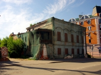neighbour house: st. Yapeev, house 17. vacant building