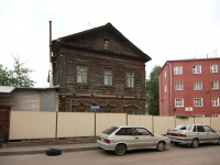 Kazan, Shkolny alley, house 4. Apartment house