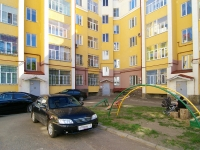 Kazan, Khadi Taktash st, house 2. Apartment house