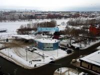 Казань, улица Хади Такташа, дом 78А. автозаправочная станция