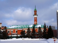 "Kazan, mosque ""Закабанная"", Khadi Taktash st, house 26"