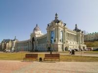Kazan, governing bodies Министерство сельского хозяйства и продовольсвия РТ, Fedoseevskaya st, house 36