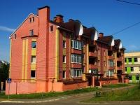 Казань, улица Федосеевская, дом 50. многоквартирный дом