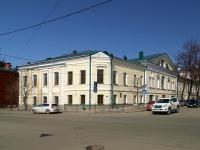 喀山市, 教堂 Казанская Епархия Русской Православной Церкви, Mislavsky st, 房屋 15