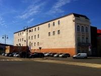 Казань, улица Миславского, дом 9. многофункциональное здание