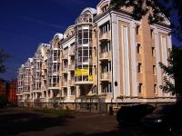 Казань, улица Карла Фукса, дом 10. многоквартирный дом