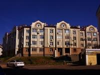 Казань, улица Карла Фукса, дом 12. многоквартирный дом