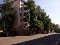 Казань, улица Карла Фукса, дом 4. многоквартирный дом