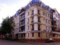 neighbour house: st. Malaya Krasnaya, house 3. Apartment house