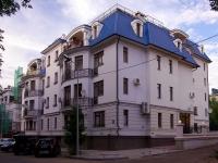 喀山市, Malaya Krasnaya st, 房屋 6. 公寓楼