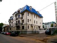 Казань, улица Малая Красная, дом 6. многоквартирный дом