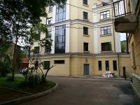 Казань, улица Малая Красная, дом 12А. многоквартирный дом