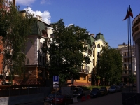neighbour house: st. Malaya Krasnaya, house 11. Apartment house