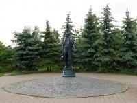 Kazan, public garden им. Карла ФуксаMalaya Krasnaya st, public garden им. Карла Фукса