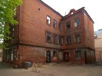 Казань, улица Жуковского, дом 6. неиспользуемое здание