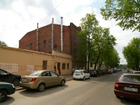 neighbour house: st. Zhukovsky, house 6. vacant building