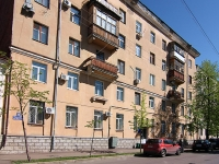 Kazan, Zhukovsky st, house 12. Apartment house