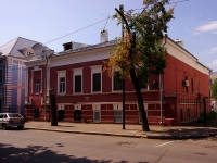 neighbour house: st. Zhukovsky, house 7. Apartment house