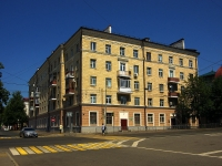 neighbour house: st. Zhukovsky, house 2. Apartment house