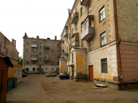 Kazan, Zhukovsky st, house 2. Apartment house