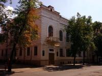 neighbour house: st. Zhukovsky, house 4. college Казанский музыкальный колледж им. И.В. Аухадеева