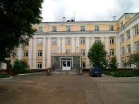 neighbour house: st. Zhukovsky, house 18. lyceum №116