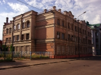 neighbour house: st. Zhukovsky, house 21. Apartment house