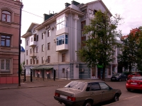 neighbour house: st. Zhukovsky, house 23. Apartment house