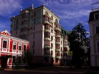 neighbour house: st. Zhukovsky, house 26. Apartment house