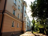 Казань, улица Жуковского, дом 28А. многоквартирный дом