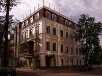 neighbour house: st. Zhukovsky, house 29. Apartment house