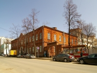 Kazan, research center Казанский дом ученых, Butlerov st, house 30