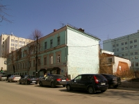 neighbour house: st. Butlerov, house 34А. Apartment house
