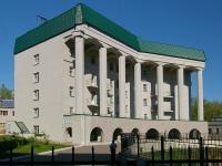 Казань, улица Бутлерова, дом 14 ЛИТ Б. больница Республиканская клиническая офтальмологическая больница