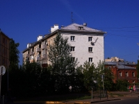 neighbour house: st. Butlerov, house 56. Apartment house