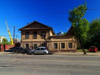 Kazan, Butlerov st, house 20 к.2. vacant building