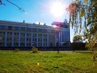 Казань, институт Казанский (Приволжский) федеральный университет, улица Бутлерова, дом 4